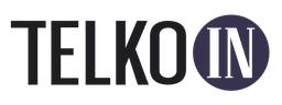 Logo serwisu Telko.in_patrona medialnego hackathonu ICM Map the Gap