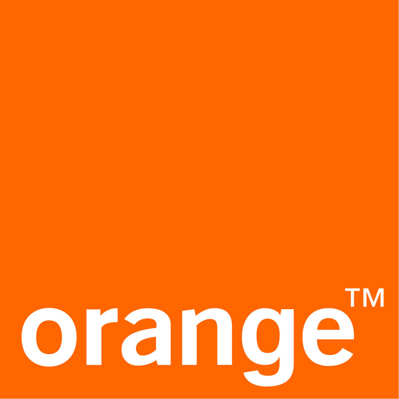Logotyp Orange